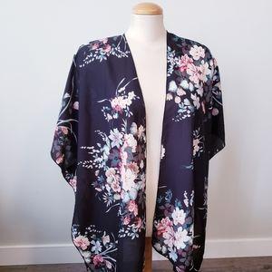 ARDENE | Floral Kimono O/S Top